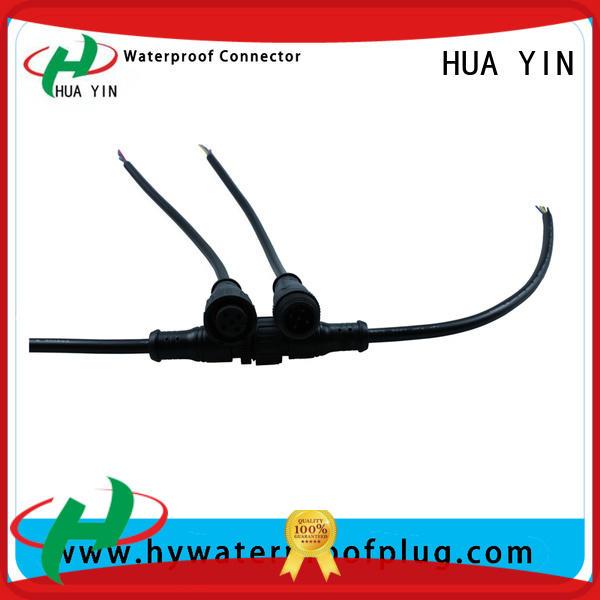 waterproof electrical plug for floor heating HUA YIN