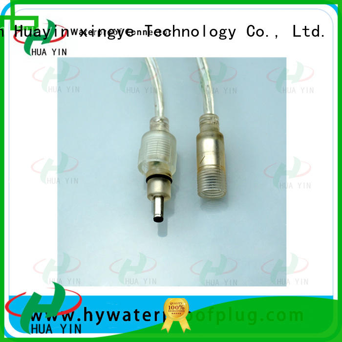 HUA YIN dc power cable manufacturer for solar power agricultural machinery