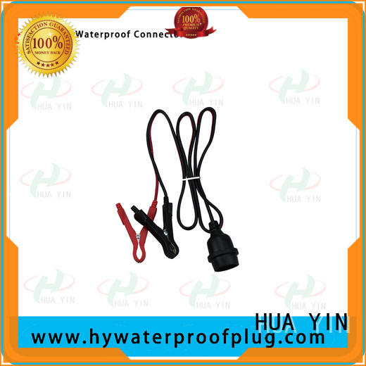 HUA YIN popular lamp holder kit cable for decoration