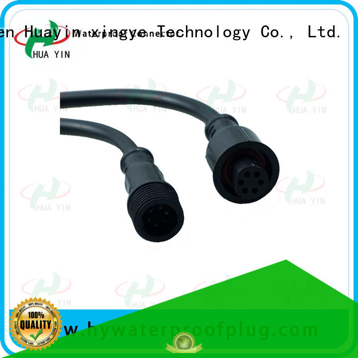 HUA YIN PVC Waterproof Plug maker for cultivation