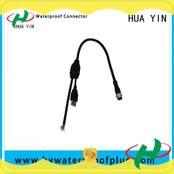 waterproof pvc y connector maker for led