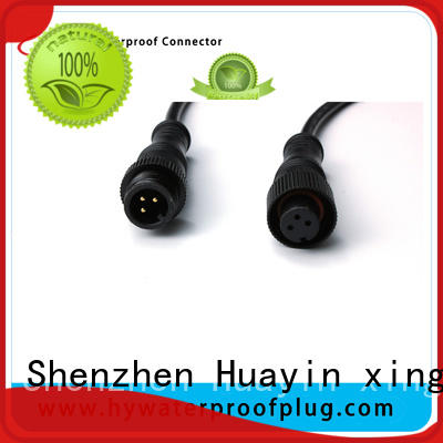 three pin waterproof electrical plug supplier for cultivation