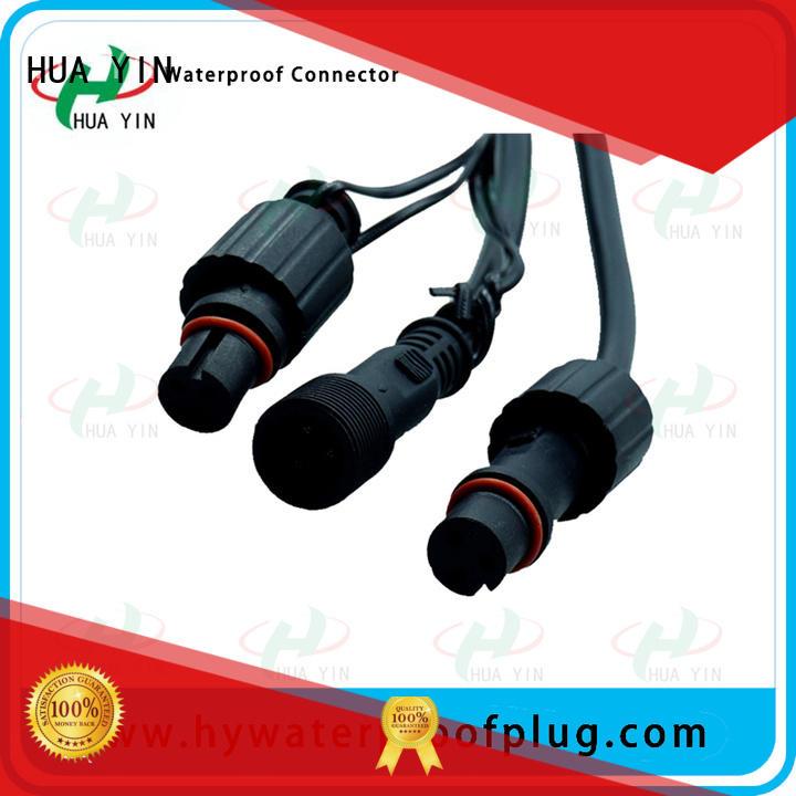 HUA YIN PVC Waterproof Plug maker for floor heating