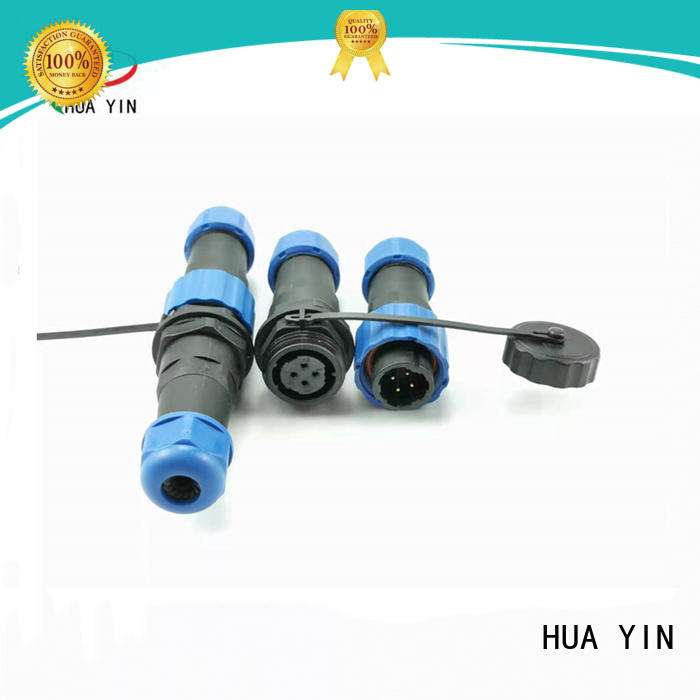 HUA YIN needle waterproof cable joint cover for solar street light