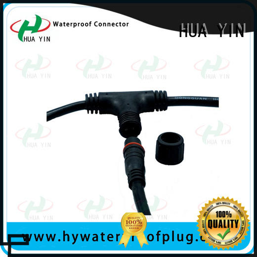 HUA YIN t piece connector manufacturer for display screen