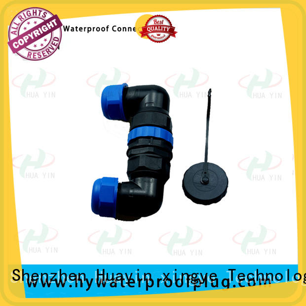 3 way waterproof electrical connectors online HUA YIN