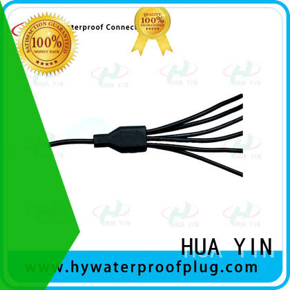 HUA YIN y wire connector manufacturer for laser
