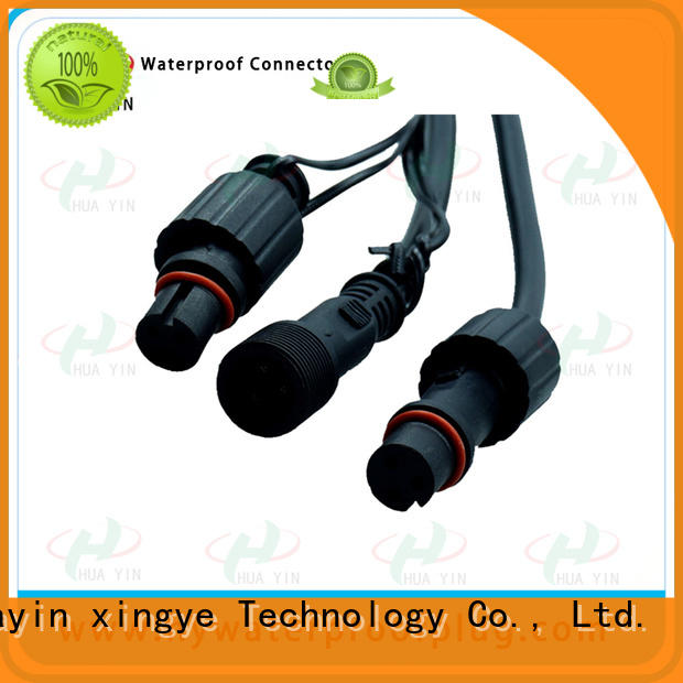 PVC Waterproof Plug online for electronic industry