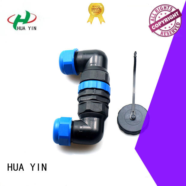 HUA YIN nylon watertight wire connectors supplier for sale