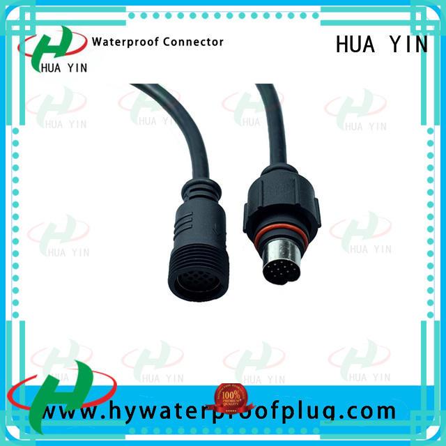 HUA YIN waterproof plug cable for floor heating
