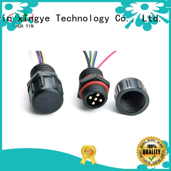 black Panel PVC Waterproof Plug wholesale for cultivation