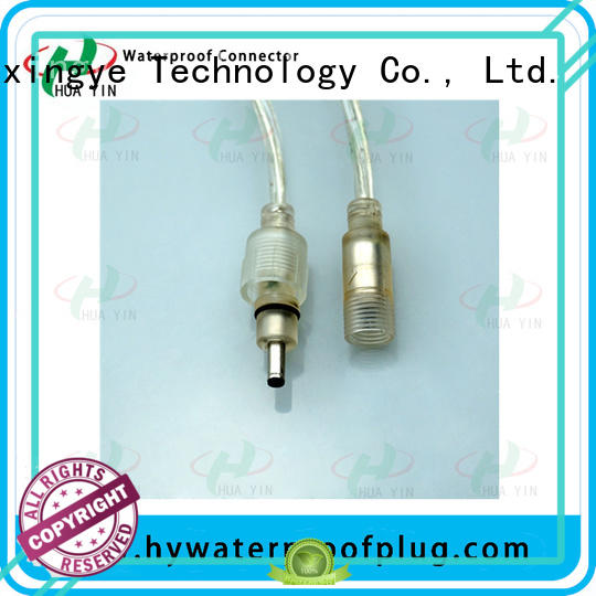 HUA YIN dc connector waterproof buckle for sale