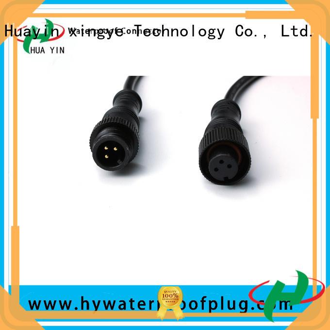 HUA YIN outdoor plug manufacturer for floor heating