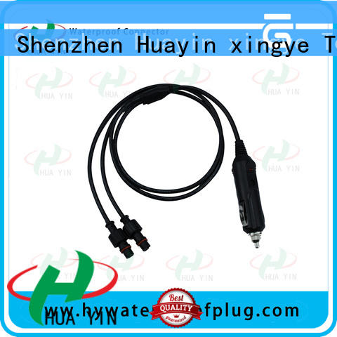 HUA YIN six output pvc y connector manufacturer for vessel