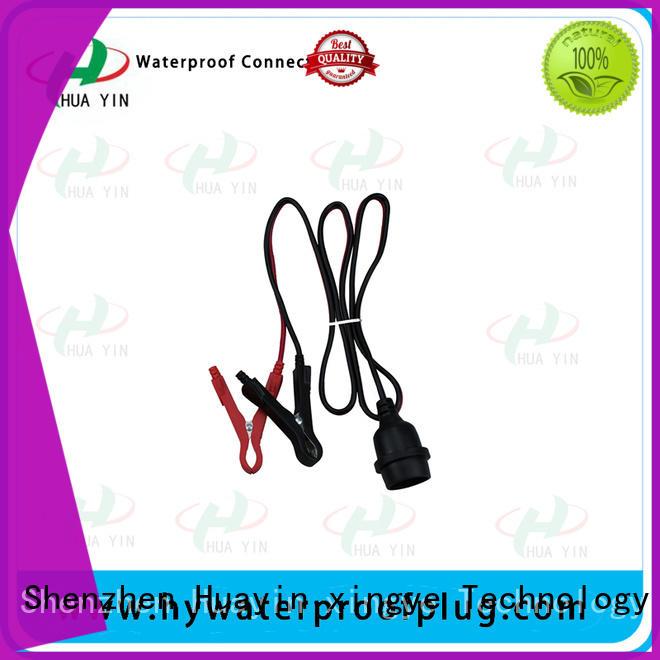 HUA YIN colored lamp holder kit maker for wedding