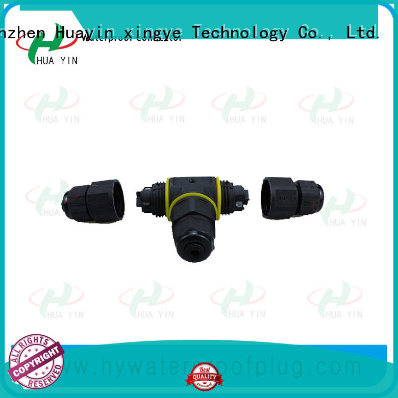HUA YIN T Assembly Connector fast delivery for floor heating