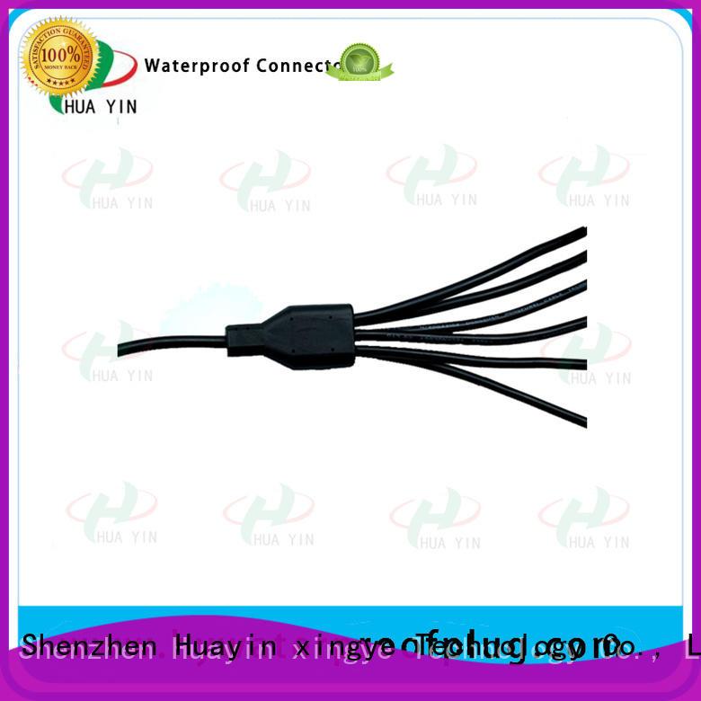 y type connector plug for floor heating HUA YIN