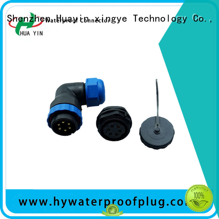 HUA YIN heating ceramic tile waterproof connectors line for display cabinet