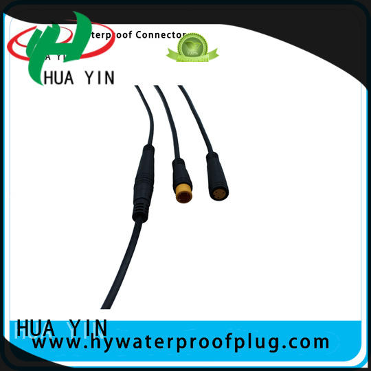 two pin m8 female connector manufacturer for display screen