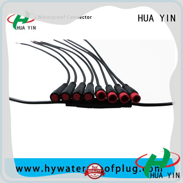 black m8 male connector wholesale for floor heating