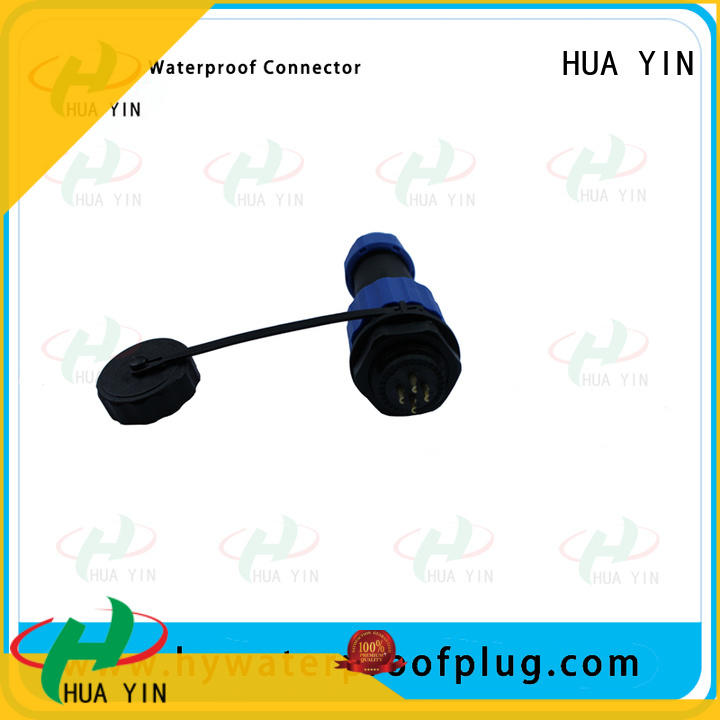 HUA YIN watertight cable connector manufacturer for solar street light