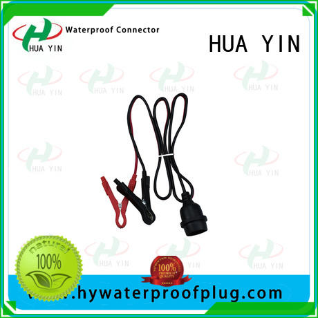 HUA YIN lamp holder socket manufacturer for lighting