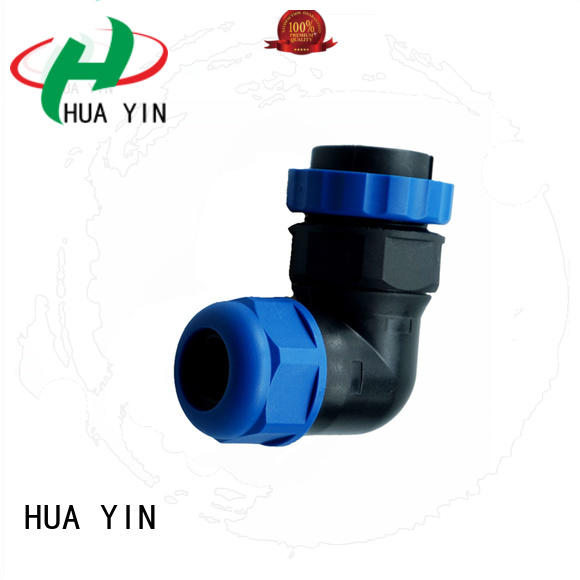HUA YIN waterproof led connectors supplier for sale