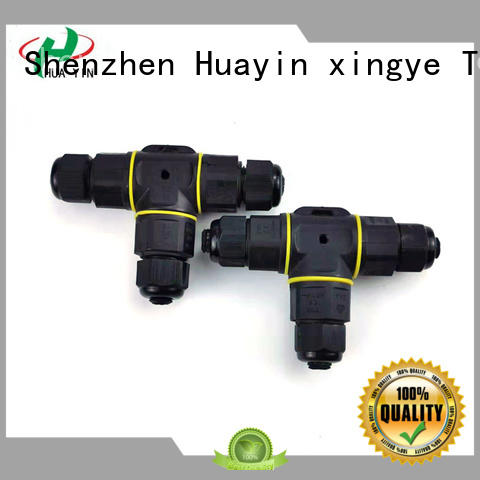 HUA YIN transparency assembly connector wholesale for vessel